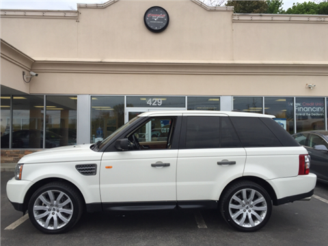 2007 Land Rover Range Rover Sport for sale in Shrewsbury, MA
