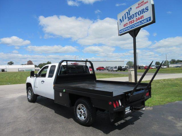 2008 Gmc Sierra 2500hd Flatbed Hay Spike In Rogersville Mo