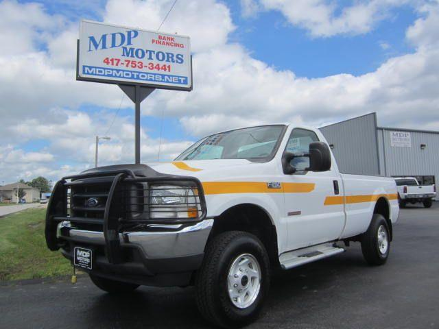 2004 Ford F 250 Super Duty Xl 2dr Regular Cab 4wd Lb For