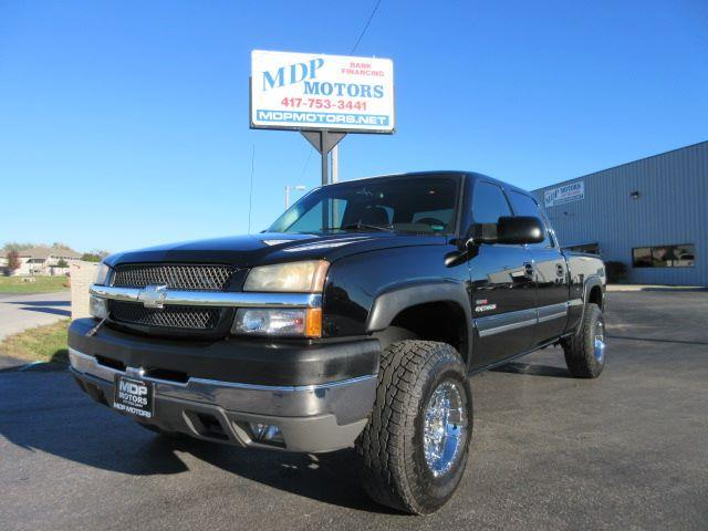 2004 Chevrolet Silverado 2500hd For Sale In Rogersville Mo