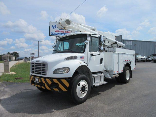 2003 Freightliner Bucket Truck Altec 36ft Insulated Boom