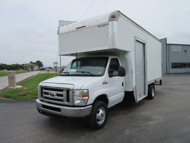 2008 Ford Econoline Commercial Cutaway