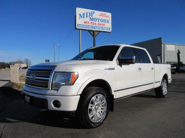 2010 Ford F 150 Platinum In Rogersville Mo Mdp Motors