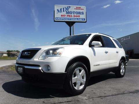 2007 GMC Acadia for sale in Rogersville, MO