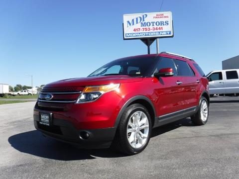 2013 Ford Explorer for sale in Rogersville, MO