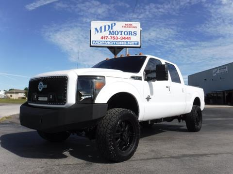 2012 Ford F-250 Super Duty for sale in Rogersville, MO