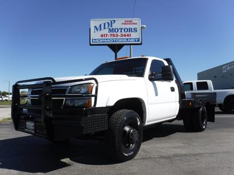 2005 Chevrolet Silverado 3500 for sale in Rogersville, MO