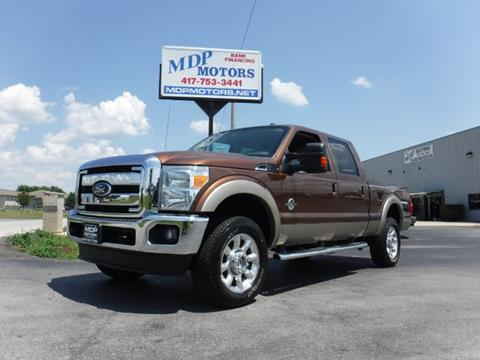 2012 Ford F-350 Super Duty for sale in Rogersville, MO