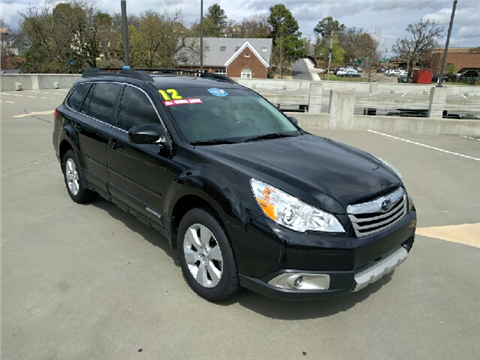 2012 Subaru Outback for sale in Fayetteville, AR