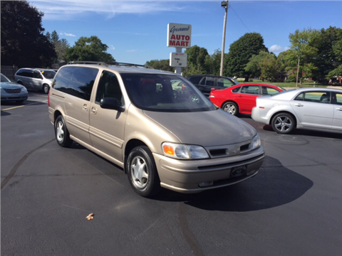 Used Car Lots In Baton Rouge >> 2000 Oldsmobile Silhouette For Sale - Carsforsale.com