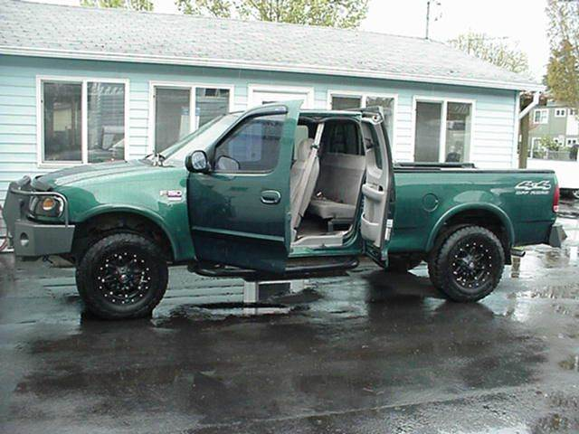 1999 Ford F-150 4dr XLT 4WD Extended Cab SB - Gladstone OR