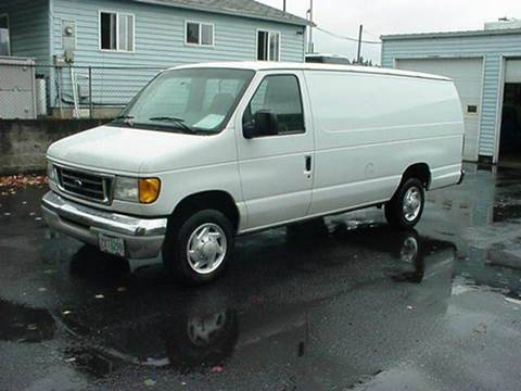 2003 Ford E-Series Cargo for sale in Gladstone, OR