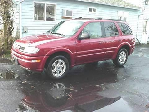 2002 Oldsmobile Bravada for sale in Gladstone, OR