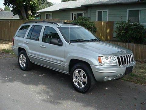2003 Jeep Grand Cherokee for sale in Gladstone, OR