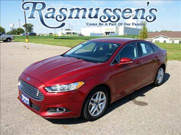 2015 Ford Fusion for sale in Cherokee, IA