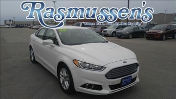 2015 Ford Fusion for sale in Storm Lake, IA