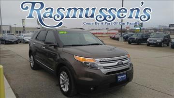 2015 Ford Explorer for sale in Storm Lake, IA