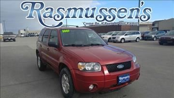 2007 Ford Escape for sale in Storm Lake, IA
