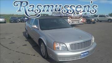 2004 Cadillac DeVille for sale in Storm Lake, IA