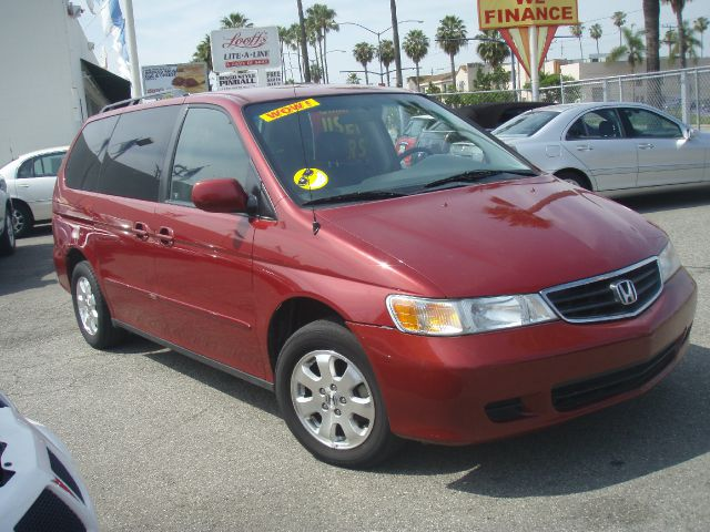 2002 HONDA ODYSSEY EX red this 2002 odyssey offers great honda quaility and styling excellent run