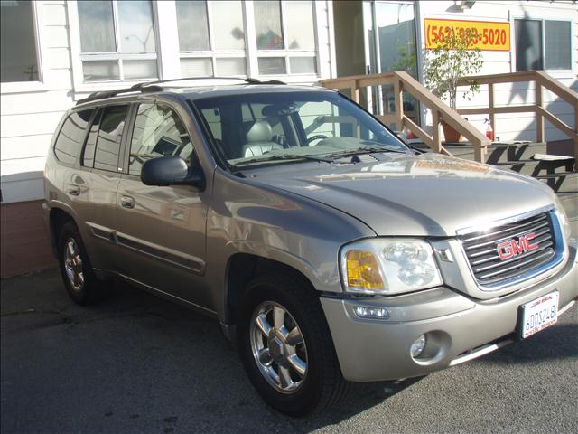 2002 GMC ENVOY SLT 4WD silver re-establishing your credit financing is available instant credi