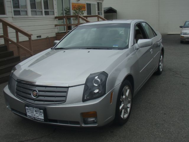 2004 CADILLAC CTS BASE silver glikeg us on gfacebookg for a 200 discount coupon to print