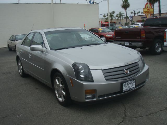 2004 CADILLAC CTS BASE silver this gorgeous 2004 cadillac cts  designed to offer luxury quiet