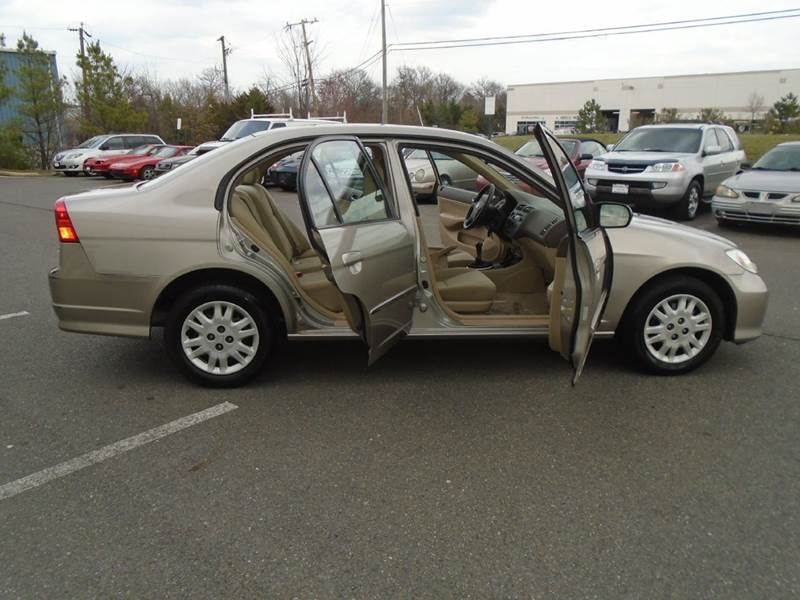 2004 Honda Civic LX 4dr Sedan - Chantilly VA