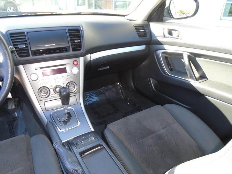 2008 Subaru Outback AWD 2.5i 4dr Wagon 4A - Chantilly VA