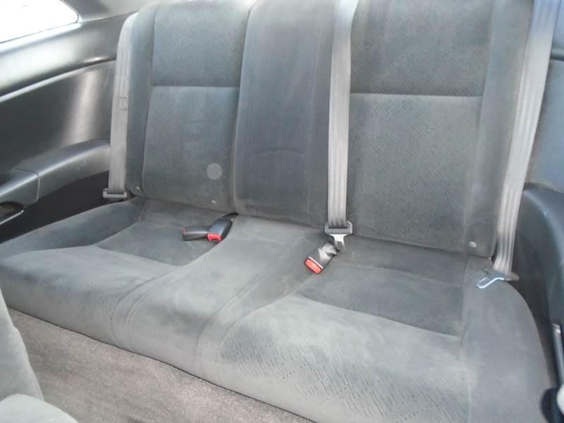 2005 Honda Civic EX 2dr Coupe - Chantilly VA