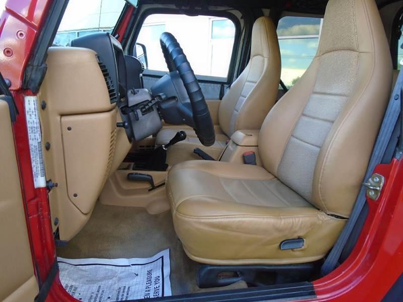 1997 Jeep Wrangler 2dr SE 4WD SUV - Chantilly VA