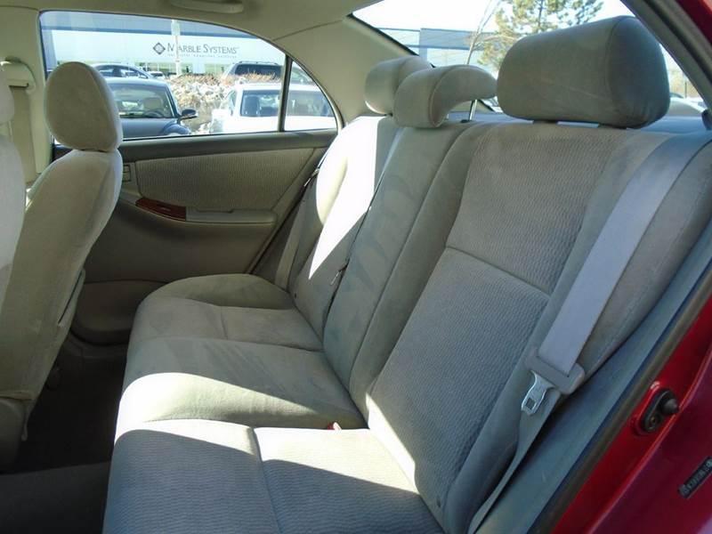 2005 Toyota Corolla LE 4dr Sedan - Chantilly VA