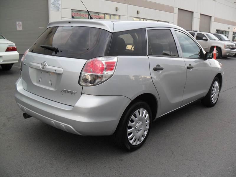 2007 Toyota Matrix 4dr Wagon (1.8L I4 5M) - Chantilly VA