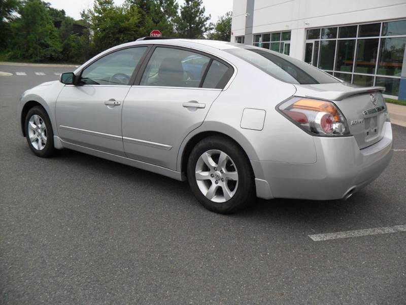 2007 Nissan Altima 2.5 S 4dr Sedan (2.5L I4 CVT) - Chantilly VA