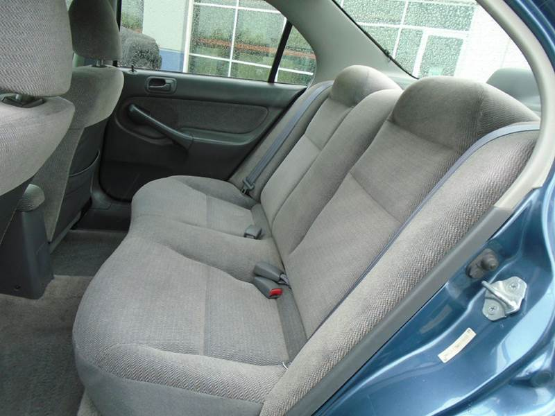 1998 Honda Civic LX 4dr Sedan - Chantilly VA