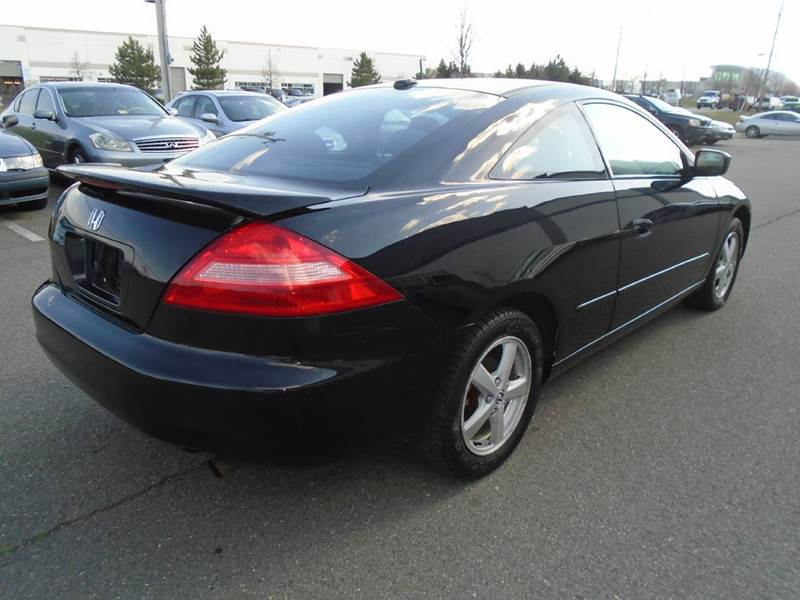 2004 Honda Accord EX 2dr Coupe w/Leather - Chantilly VA