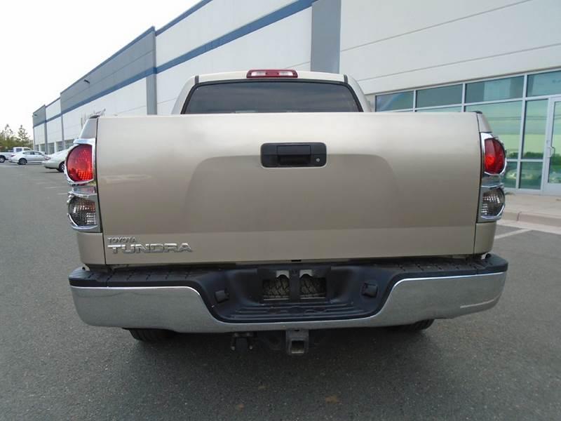 2008 Toyota Tundra 4x2 Grade 4dr CrewMax Cab SB (5.7L V8) - Chantilly VA