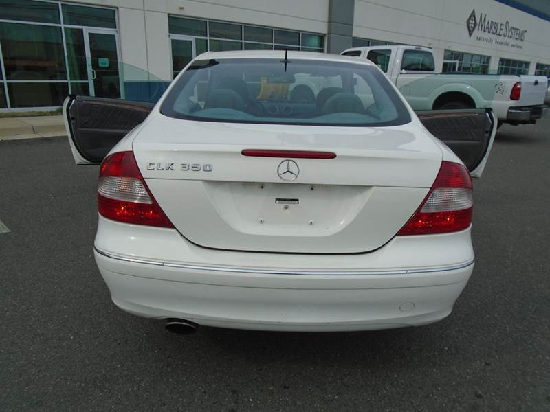 2006 Mercedes-Benz CLK CLK 350 2dr Coupe - Chantilly VA