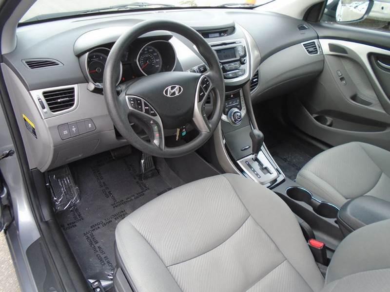 2013 Hyundai Elantra GLS 4dr Sedan - Chantilly VA