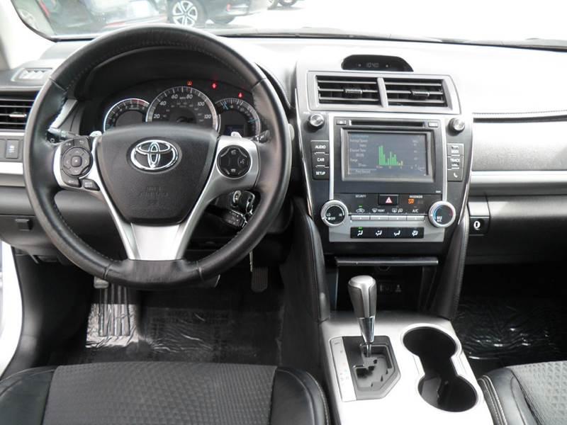 2014 Toyota Camry SE Sport 4dr Sedan - Chantilly VA