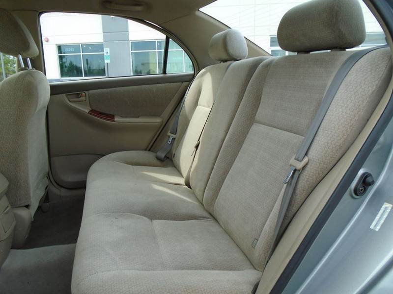 2004 Toyota Corolla LE 4dr Sedan - Chantilly VA