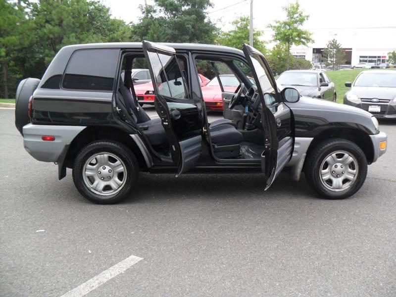 2000 Toyota RAV4 4dr SUV - Chantilly VA