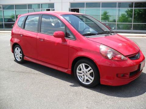 2007 Honda Fit for sale in Chantilly, VA