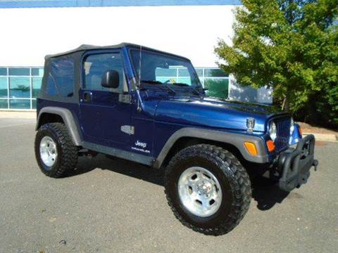 2006 Jeep Wrangler for sale in Chantilly, VA