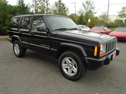 2000 Jeep Grand Wagoneer for sale in Chantilly, VA