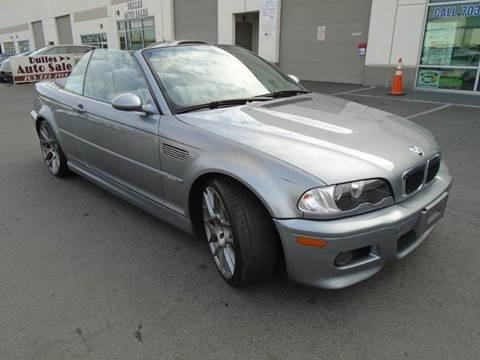 2004 BMW M3 for sale in Chantilly, VA
