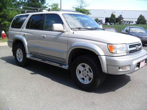 1999 Toyota 4Runner for sale in Chantilly, VA