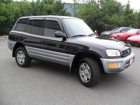 2000 Toyota RAV4 for sale in Chantilly, VA