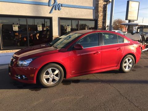 2014 Chevrolet Cruze for sale in Bismarck, ND