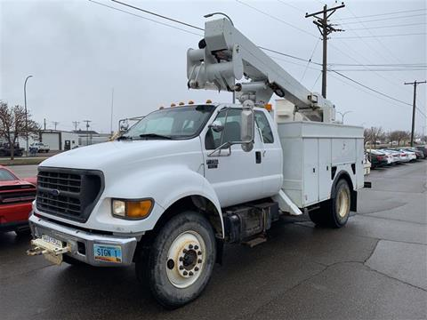 2001 Ford F-750 Super Duty for sale in Bismarck, ND